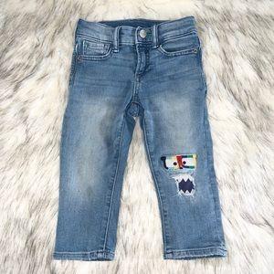 Toddler Boys Gap Slim Jeans